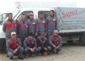 Sapsiz GmbH Team